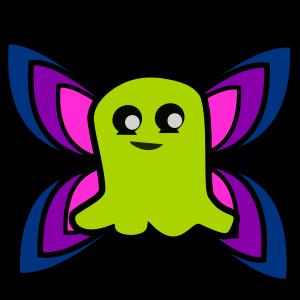 :flan_butterfly: